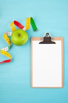 Dieta, pérdida de peso y planificación del ejercicio.