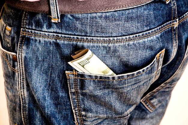 Dinero en el bolsillo