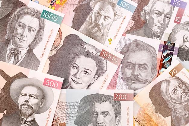 El dinero esloveno, un fondo de negocios