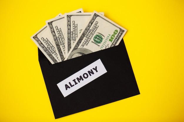 Dinero para gastos de guardería