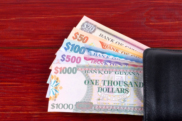Dinero de guyana