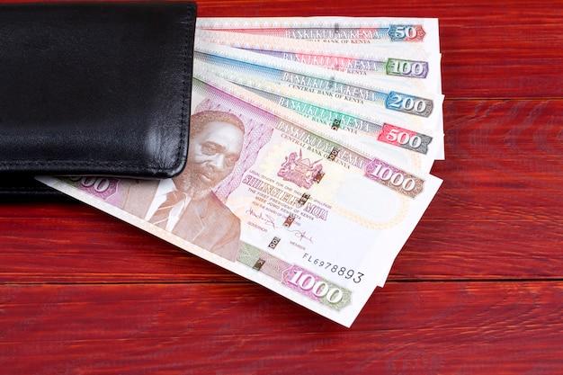 Dinero de kenia