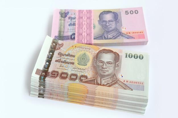 Dinero tailandés