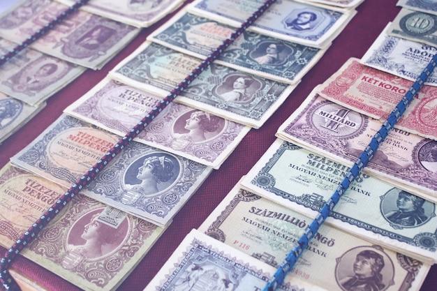 Dinero viejo húngaro