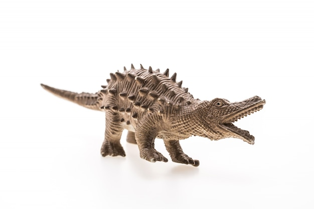 Dinosaurio con la cabeza de un cocodrilo