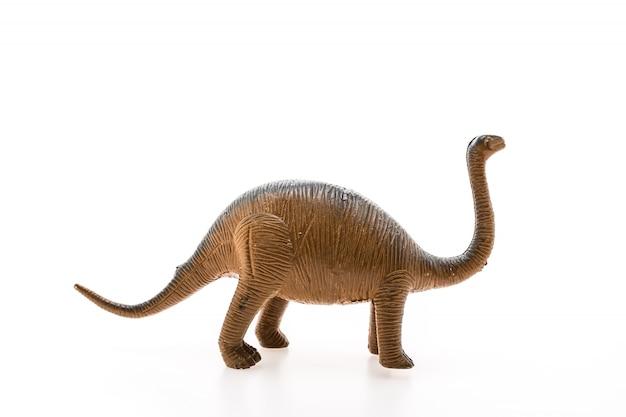 Dinosaurio con el cuello largo