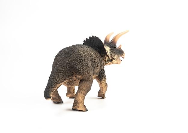 Dinosaurio triceratops