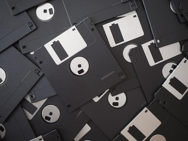 Disco magnético también conocido como disquete