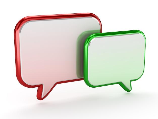 Discurso de burbujas para el diseño de foros de internet