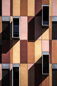 Diseño arquitectonico arquitectura edificio colores