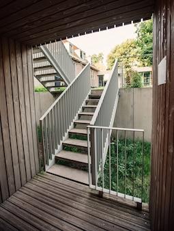 Diseño arquitectónico de escaleras