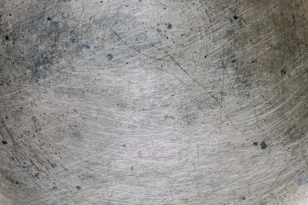 Diseño de fondo con textura de acero rayado