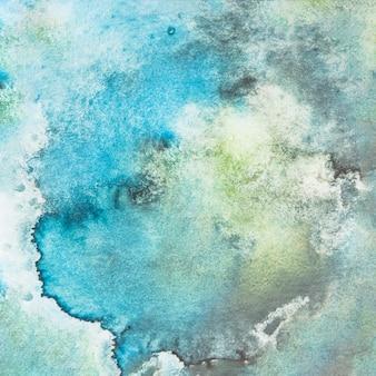 Diseño de fondo de textura de lienzo manchado