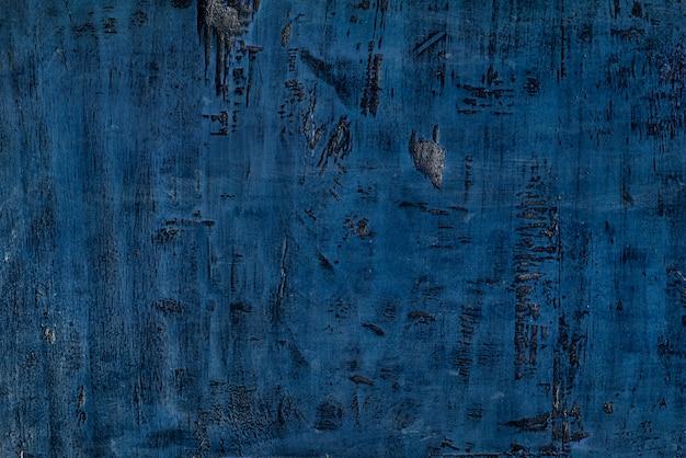 Diseño de fondo con textura de madera azul