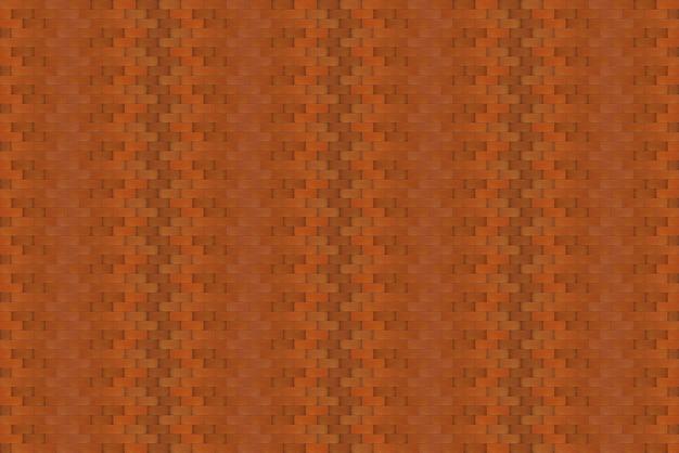Diseño hermoso texturizado de viejo fondo de la pared de ladrillos.