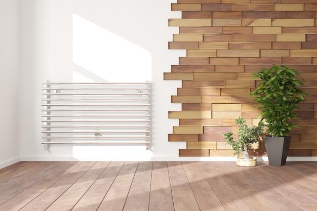 Diseño interior moderno.