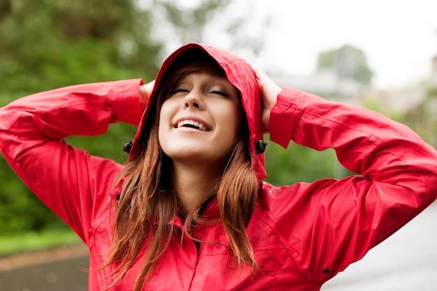 Disfruta el dia lluvioso