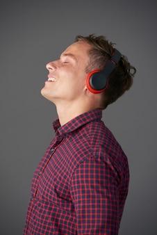 Disfrutando de buena musica