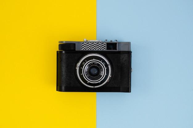 Dispositivo de cámara profesional para el trabajo.