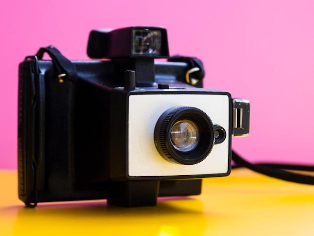 Dispositivo electrónico de cámara de vista frontal