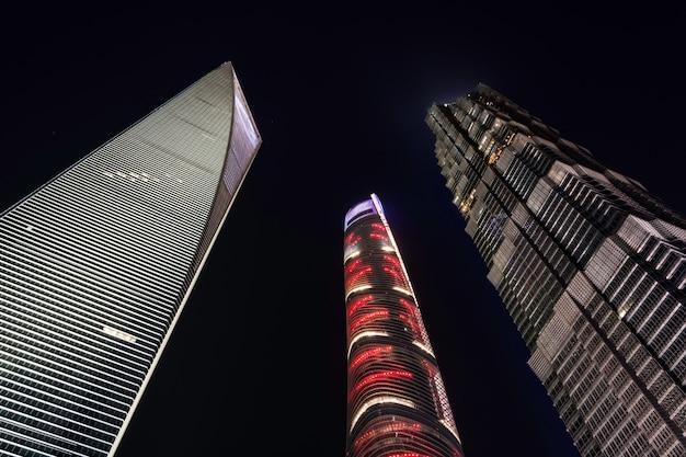 Distrito financiero de shanghai lujiazui