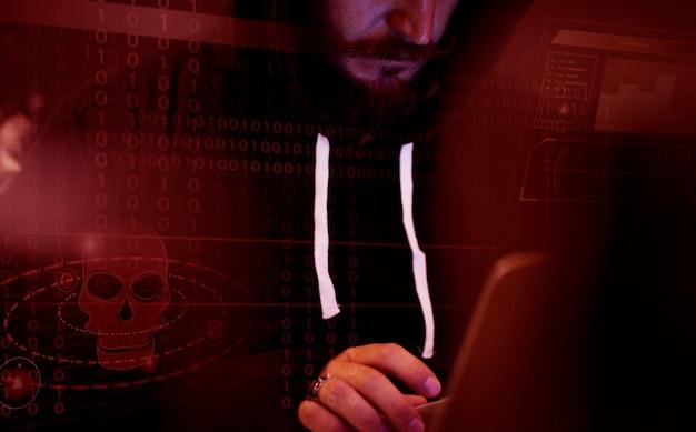 Diversas sesiones de piratería informática