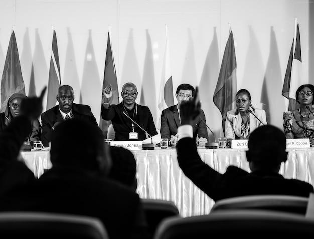La diversidad representa a la asociación internacional de asociaciones