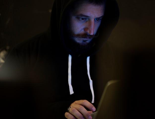 Diverso equipo de hacking disparar