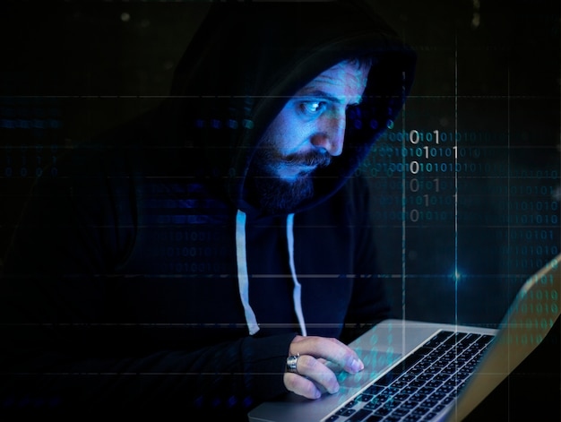 Diverso equipo de hacking disparar