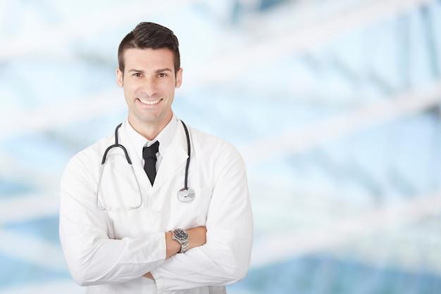 Doctor hombre