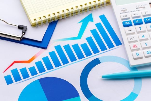 Documentos de análisis de gráficos gráficos