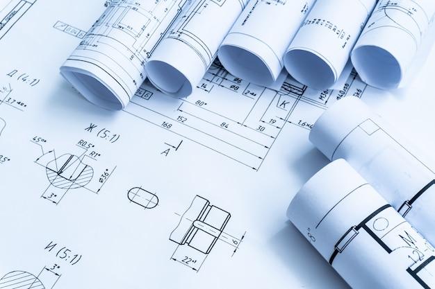 Documentos del proyecto arquitectónico