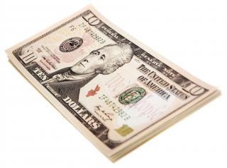 Dólares, los salarios, grupo