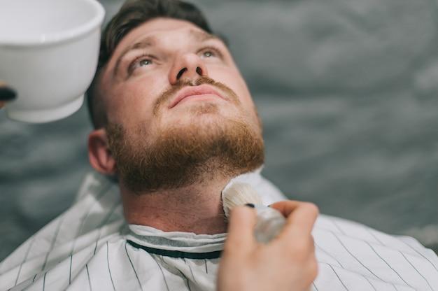 Dominar la profesión de barbero