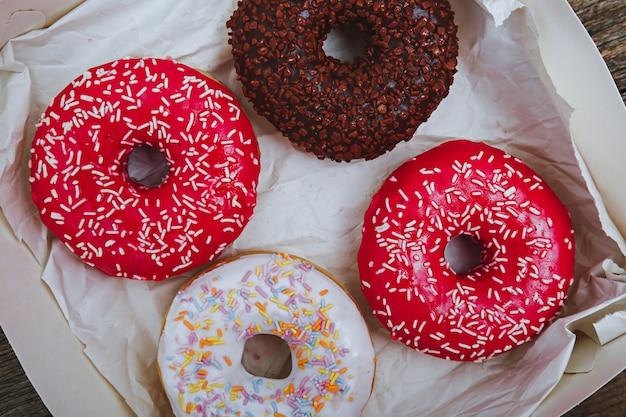 Donuts deliciosos