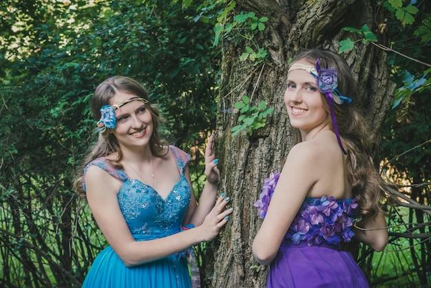Dos hermanas gemelas