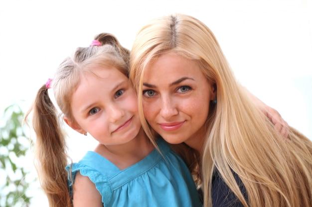 Dos hermosas hermanas