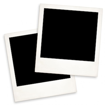 Dos viejas polaroid