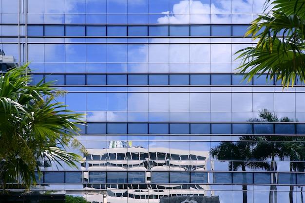 Downtown miami city city rascacielos edificios