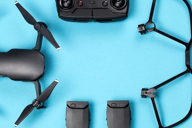 Drone y sus accesorios