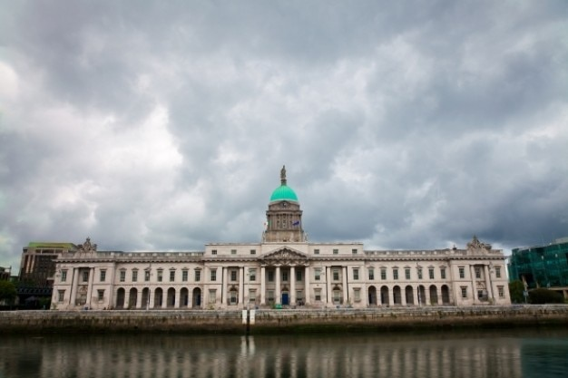 Dublín custom house