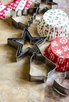 Dulces de mesa de navidad