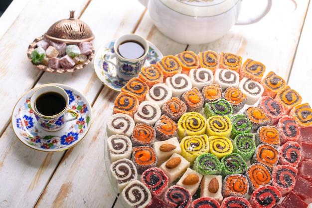Dulces turcos