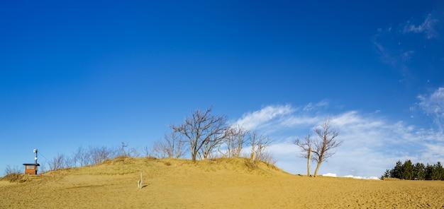 Duna de arena de tottori