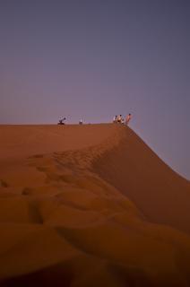 Las dunas de arabia saudita, dayofthedeath