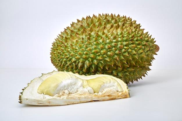 Durian es conocido como el rey de friut en tailandia