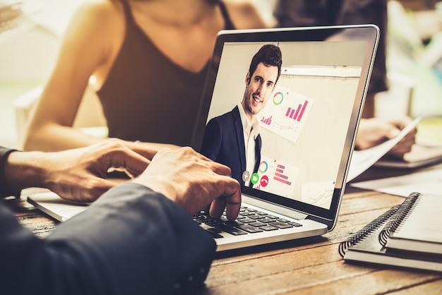 E-learning y presentación empresarial online