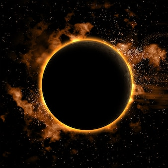 Un eclipse