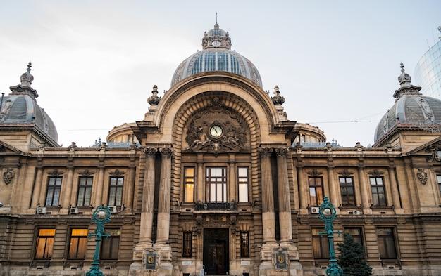 Edificio del banco de la cca