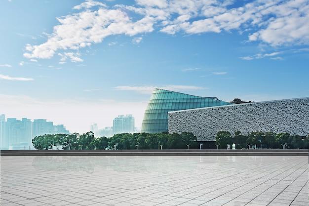 Edificio de bonito diseño